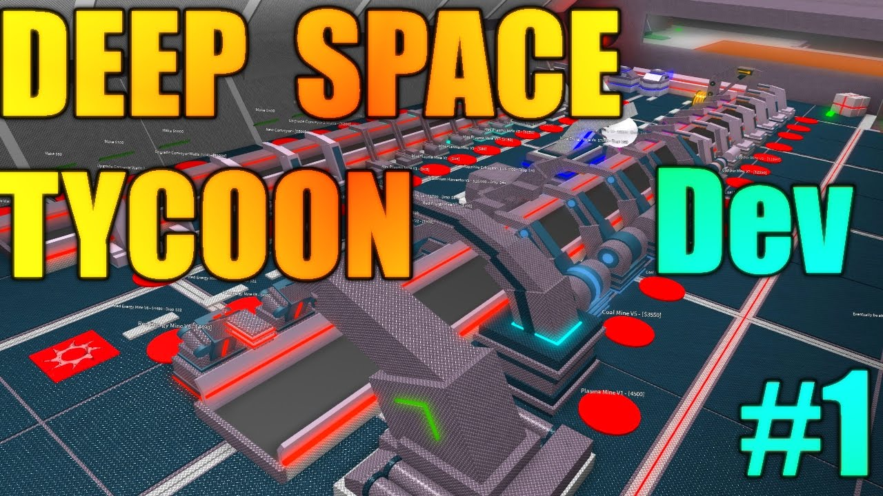 Deep Space Tycoon Updatesoverview 1 Roblox Best Tycoon On