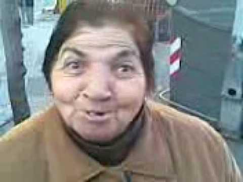Mujer loca mujer rusa