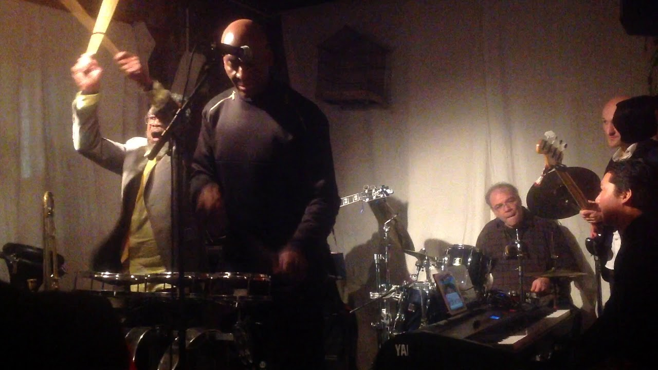 JAZZCLUB LORMES  | SULAIMAN HAKIM PERCUSSION