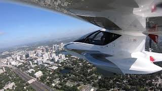 FlyCasual - ICON A5 from Orlando Executive to Peter O Knight (Tampa)