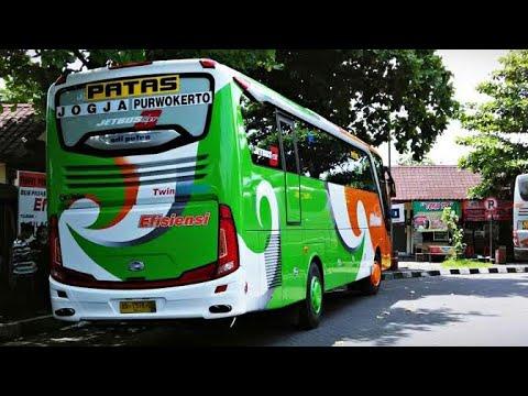 Miniatur Bus Efisiensi Lolipop Skala 120 Buatan Pjm Klender Youtube