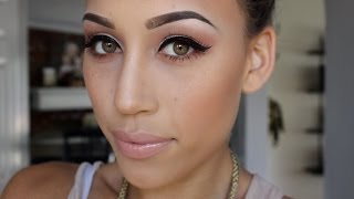 Valentine's Day Makeup Tutorial Thumbnail