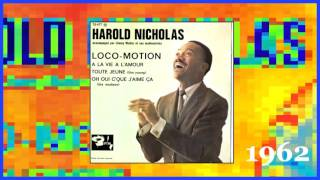 Harold NICHOLAS Le Locomotion 1962 (twist)