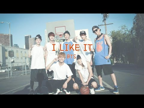 【韓中字】BTS - I LIKE IT (좋아요)