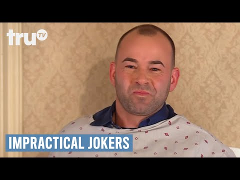 Impractical Jokers – Public Prostate Exam (Punishment) | tru