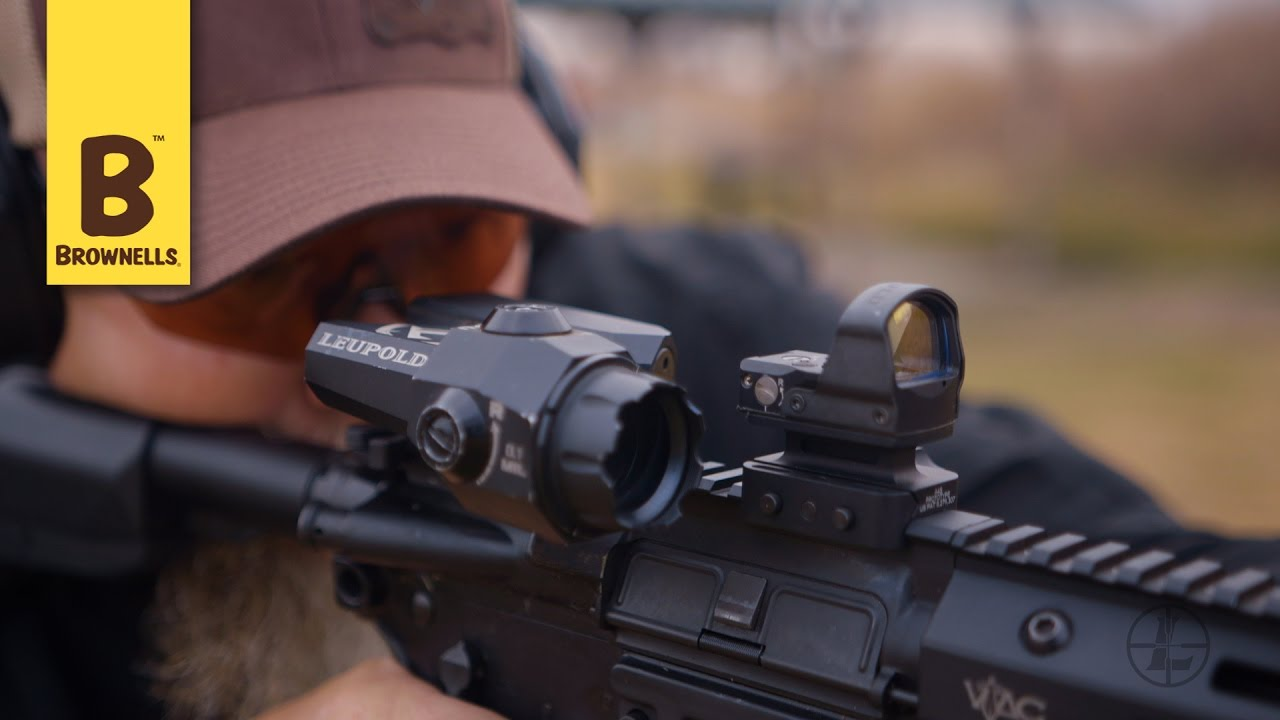Leupold Delta Point Pro With Kyle Lamb Of Viking Tactics