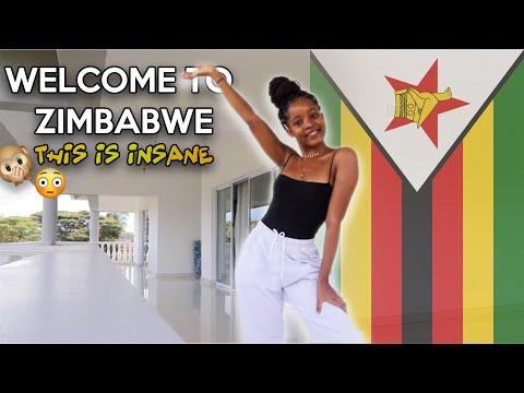 so i FINALLY went home and woooow! - ZIMBABWE VLOG 1