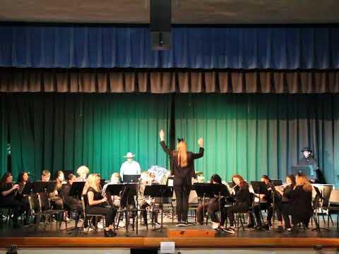 8th Grade Band  Night Fury