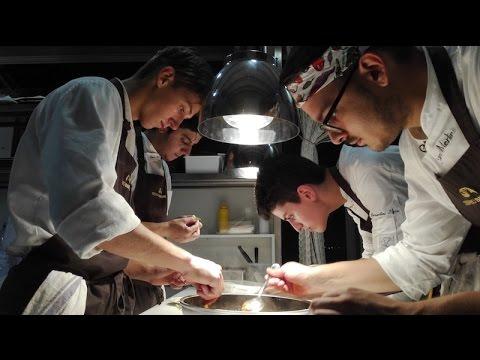Daily Preparations at Terrazza Bartolini Restaurant - YouTube