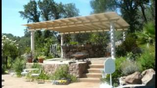 Sacramento Patio Covers, Lattice, Solid And Enclosures
