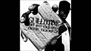 "Arie Dixon - ""Guillotine (off with your head)"" [FREE MIXTAPE DOWNLOAD]"