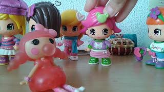Пинипон мультик с игрушками для детей ЛУЧШИЕ ПОДРУГИ 4 эпизод 4 часть / pinypon Best friends