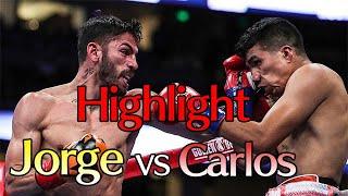 【Linares】He talk about 【Jorge VS Carlos Morales】(カルロスモラレス戦の時の気持ちを解説します)