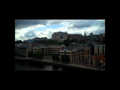 Get Carter film locations part 7 : High Level Bridge