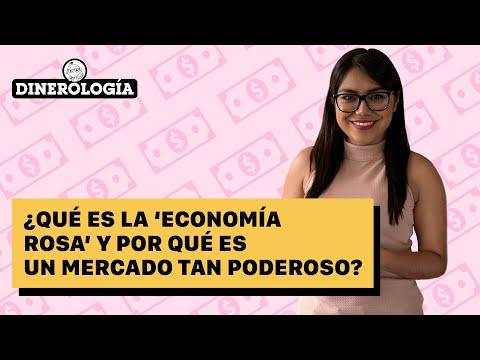 ¿Qué es la economía rosa?