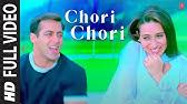"&quotChori Chori Sapno Mein"" Film Chal Mere Bhai, Salman Khan , Karishma Kapoor"