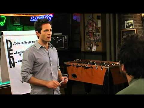 It's Always Sunny in Philadelphia: Tribute to Dennis Reynolds, the Golden God