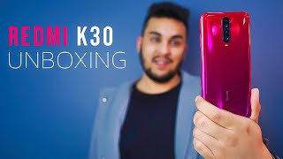 Redmi K30 Unboxing: *BEST XIAOMI PHONE EVER*