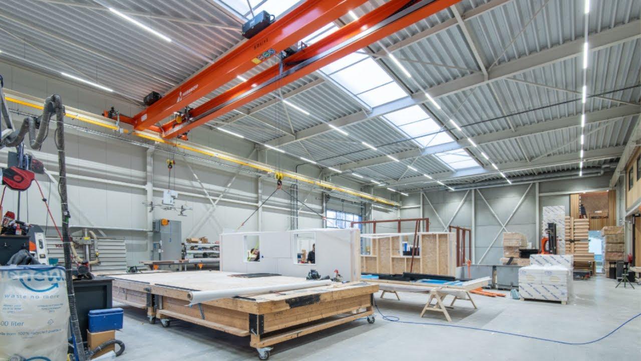 Timmerfabriek Het Laar  Ruimte voor idealen  Bouwbedrijf Van Middendorp
