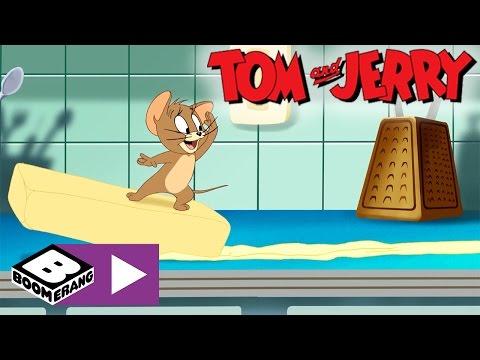 Tom & Jerry auf wilder Jagd   Weihnachtliche Träume   Boomerang from YouTube · Duration:  3 minutes 2 seconds