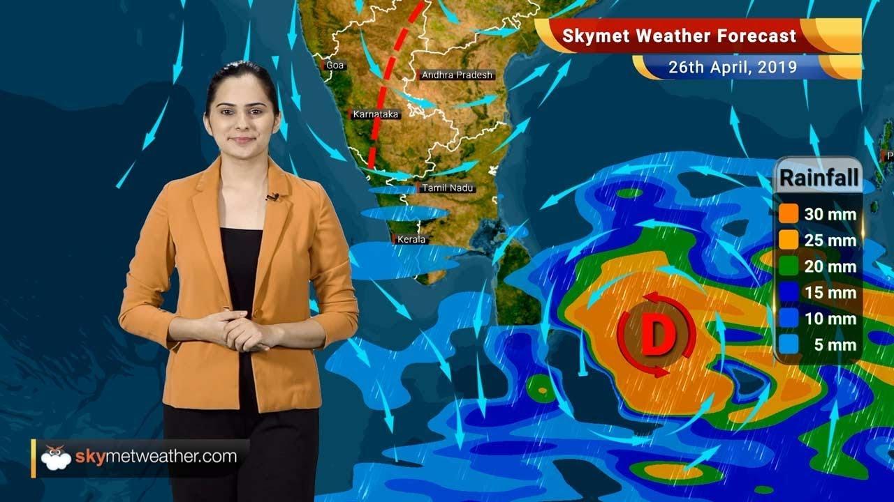 Weather Forecast April 26: Rain in Kerala and Karnataka, heat wave in  Rajasthan, MP, Maharashtra