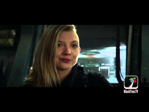 Natalie Dormer Interview for The Hunger Games: MockingJay, Part 1
