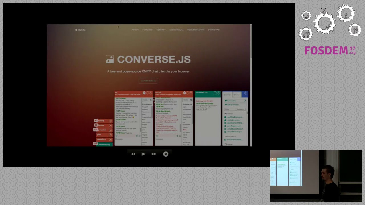 Real Time Chat on the Web How to use XMPP and Converse.js to integrate  webchat into any website