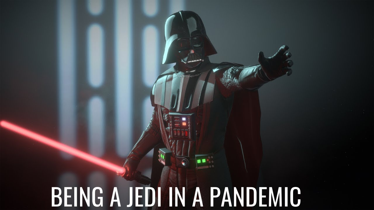 Being a Jedi   Building a Business from Scratch in a Pandemic   Live Webinar Sunday 5 PM