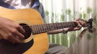 Dạ khúc  chương thứ 7 của đêm  Jay chou   châu kiệt luân Fingerstyle  guitar solo