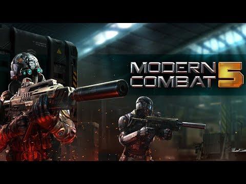 Modern Combat 5 Trailer