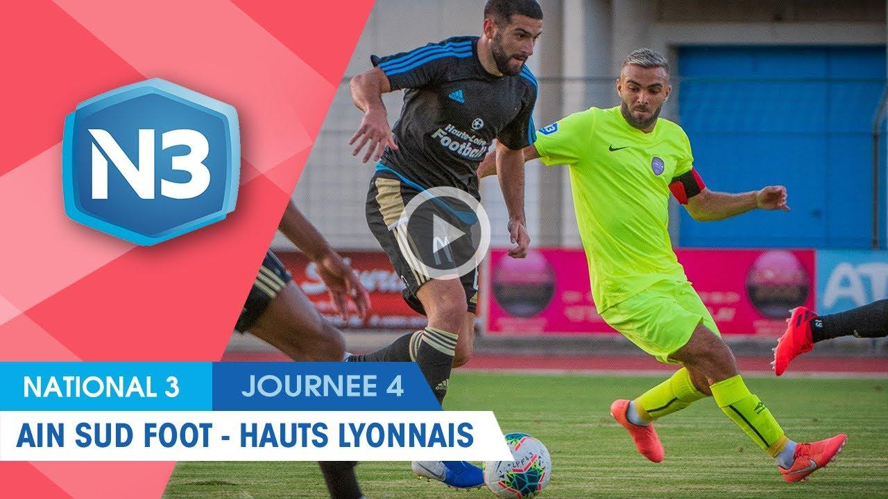 Download Résumé vidéo N3 - Ain Sud Foot - Hauts Lyonnais