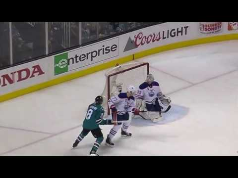 Cam Talbot Review - Game 3 Sharks vs. Oilers