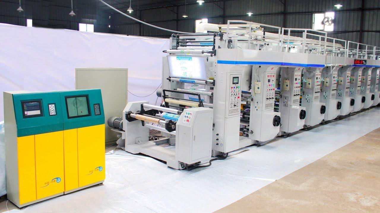 Color printing bobst - Color Printing Bobst 14