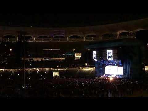 Ed Sheeran live, Perfect. Optus Stadium Perth (2nd March 2018)