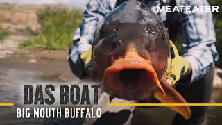 Das Boat S2:E05 Big Mouth Buffalo with Ryan Callaghan and Miles Nolte