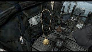 The Elder Scrolls V Skyrim. Кулон Восточной имперской компании (6). Прохождение от SAFa