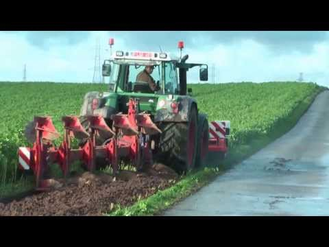 Reinforced flail mower Perfect KM-300 shredding and ploughing green manures in one pass