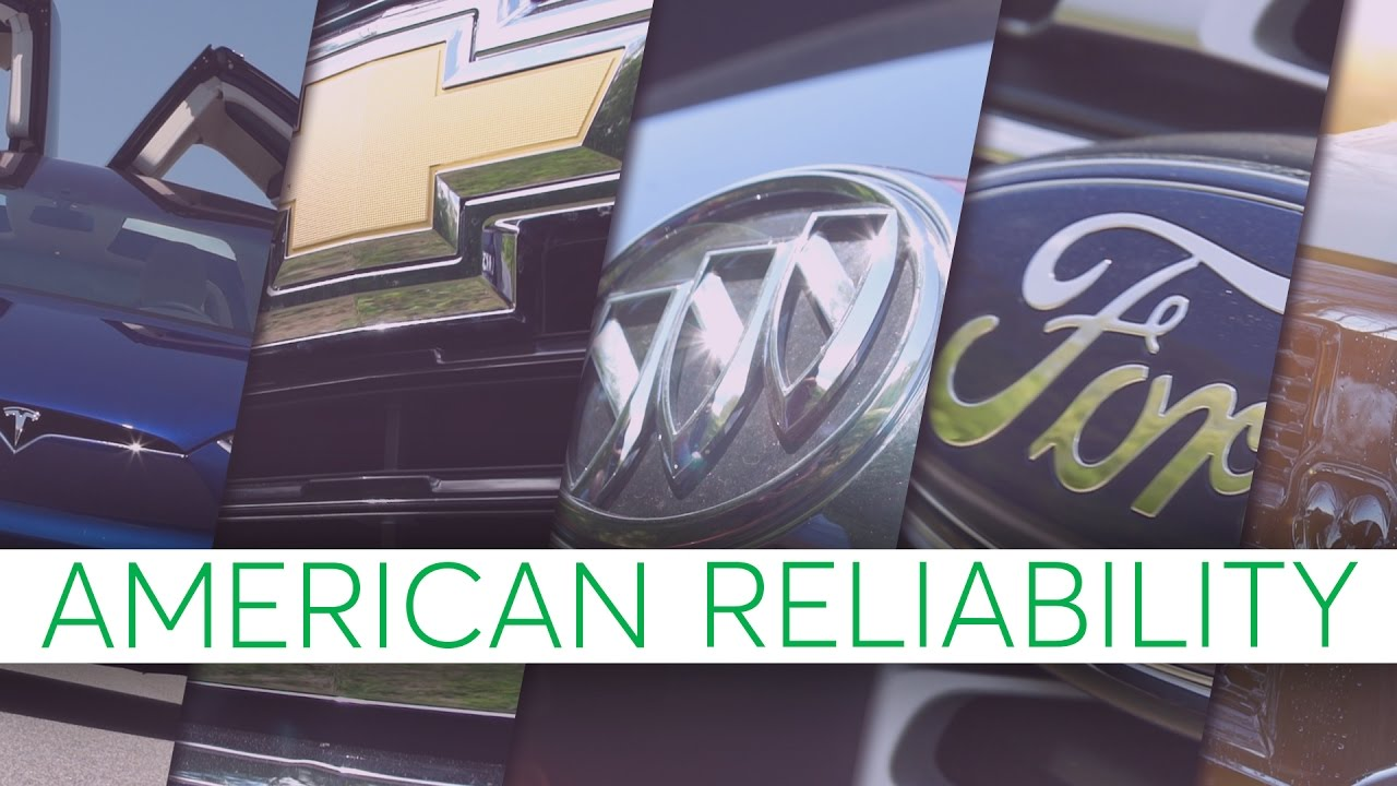2017 Most Reliable American Cars | Consumer Reports - YouTube