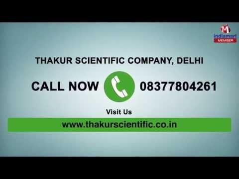 Laboratory Glass Equipment By Thakur Scientific Company, Delhi