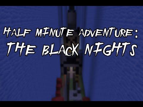 Dansk Minecraft Adventure Map // Half Minute Adventure: The Black Knights