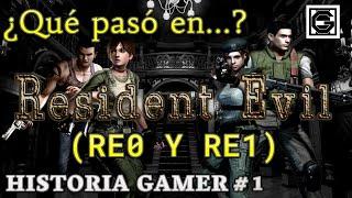 Historia de Resident Evil (Parte 1)