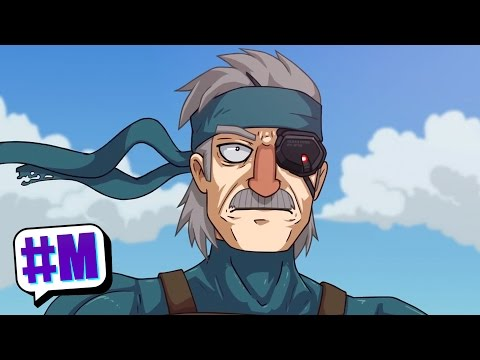 Solid Snake Adventures | RedMinus | MASHED