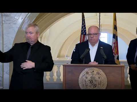 MD Gov. Hogan Update: Maryland Schools Will Remain Closed Through April 24