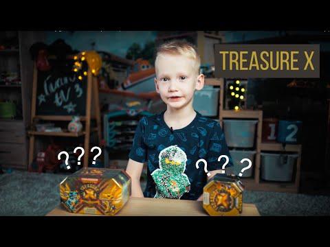 Что в Treasure X? Драконы и Сокровища
