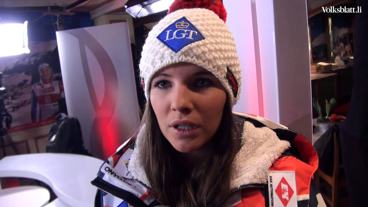 Tina Weirather In Schladming Youtube