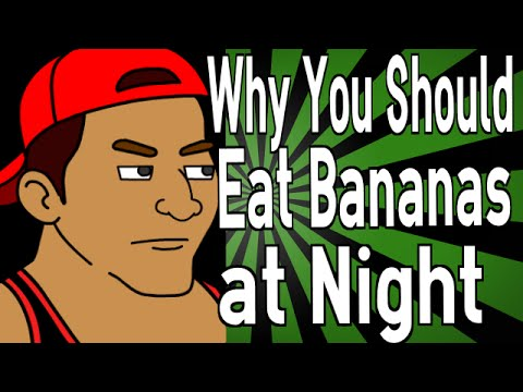 how to properly eat a banana