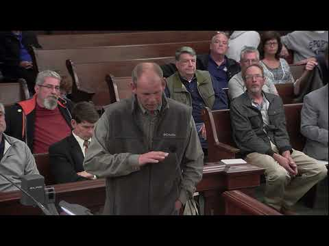 Planning and Zoning Commission Meeting - April 18, 2018, St. Charles County Government