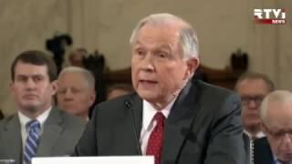 Слушания по кандидатуре генпрокурора США закончились скандалом