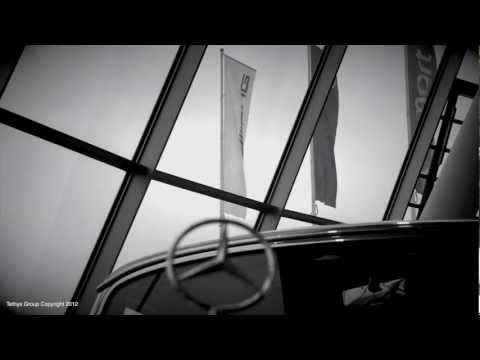 Mercedes Benz Center Milano - Indoor Backstage (official)