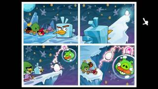Angry birds space all cutscene's